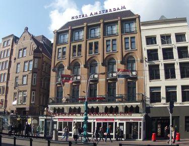 Hoteles en amsterdam hoteles for Hoteles en el centro de amsterdam