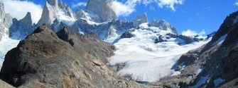 Escalada en la Patagonia
