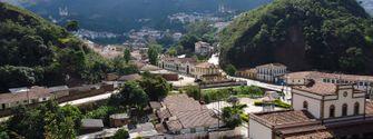 Brasil: Ciudades Históricas de Minas